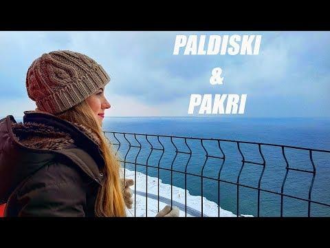 Знакомство с городом Палдиски + маяк Пакри