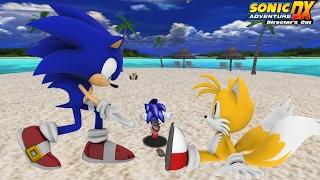 Sonic Adventure DX (PC) [4K]   Sonic's Story (15)