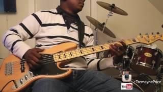 Anita Baker - Same Ole Love (bass cover)