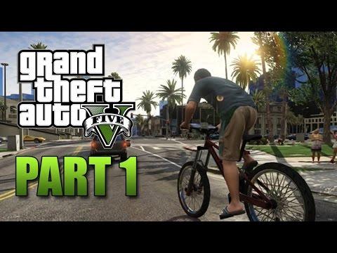 GTA 5 Xbox One Gameplay Walkthrough Part 1 - Worst Heist Ever (Next Gen)