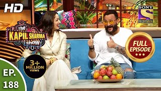 The Kapil Sharma Show New Season - दी कपिल शर्मा शो नई सीजन - EP 188 - 18th Sep 2021 - Full Episode