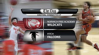 Full replay: NFA at Fitch boys' basketball