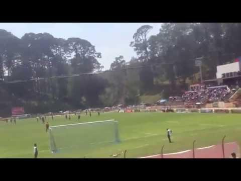 """""""Clásico 45 - Coban 5 - 0 Carchá. Barra Gris - Aliento sin igual"""" Barra: La Barra Gris • Club: Deportivo Carchá"""