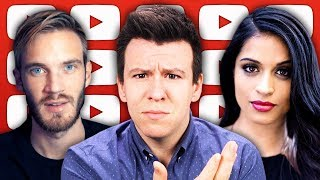 The Youtube Rewind Problem, Kevin Hart Double Standard Debate, & Twitch Streamer Arrested...