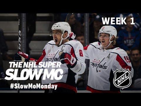 Super Slo-mo: Week 1