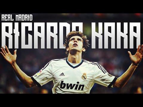 Ricardo Kaká - Dribbling Runs, Skills & Goals & Assists - Real Madrid