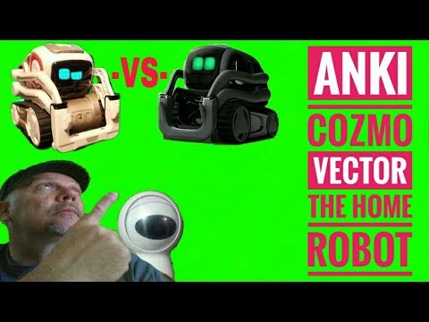Anki Vector or Cozmo | Which one to choose??? - смотреть