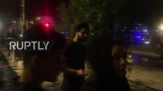 Iraq: At least 11 dead, dozens injured as bomb hits central Baghdad