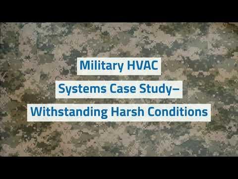 Video thumbnail for Military Environmental Control Units (ECUs) | Air Innovations