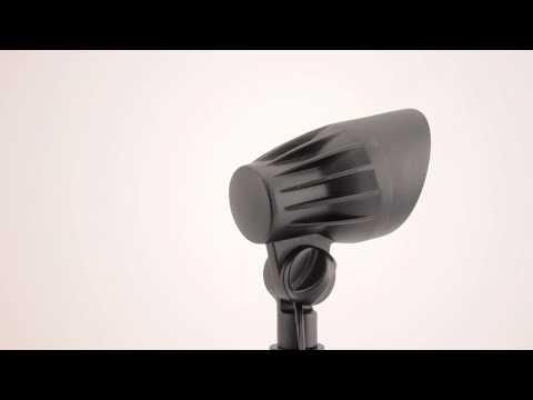 Outdoor LED Malibu 8401-2650-01 50watt flood light 360 view