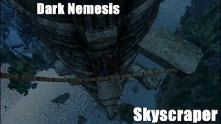 Skyrim Mods Mix: Dark Nemesis Armor + Falkreath Skyscraper