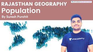 Population   Rajasthan Geography   RAS Pre 2021   Suresh Purohit