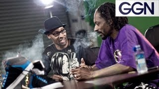 Gambar cover GGN: Snoop Dogg & RZA