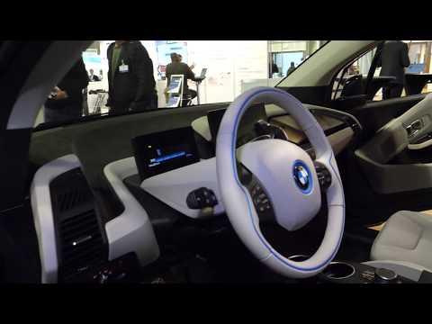 BMW i3 Battery Electric Vehicle