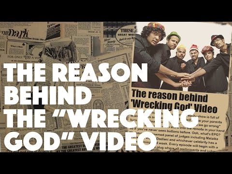 The reason behind EIC's 'Wrecking God' video | Comedy Hunt