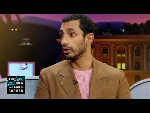 Riz Ahmed Recorded Eminem Over His Parents' Wedding VHS