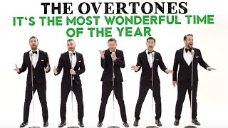The Overtones - It's The Most Wonderful Time Of The Year (Clip)