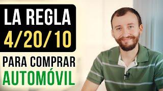 Video: La Regla Del 20/4/10 Para Comprar Automóvil