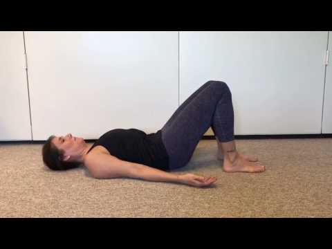 Proper Form for Pilates Bridge