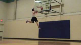 "Billy Doran YOUTUBE SLAM DUNK CONTEST Champion! (5'11"")"