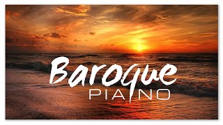 Baroque Piano | Bach Scarlatti Purcell Pachelbell Handel Rameau
