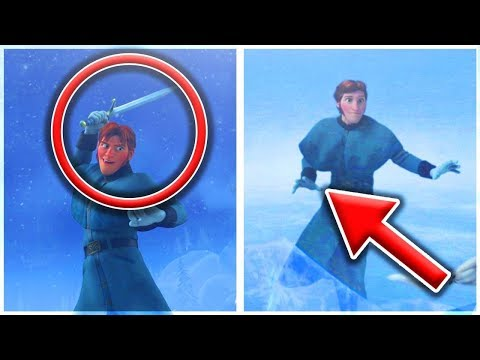 10 Editing Mistakes You Missed in Frozen (Frozen Movie)