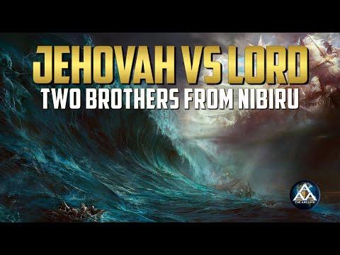 Jehovah vs The Lord: Twee Broers van Nibiru