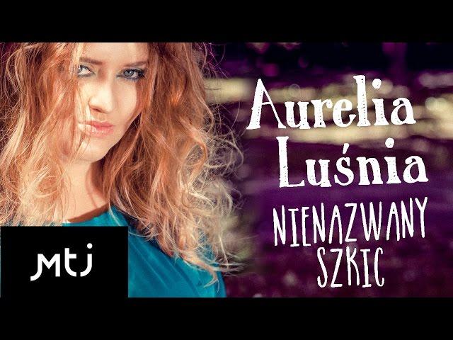 Aurelia Luśnia Nienazwany szkic