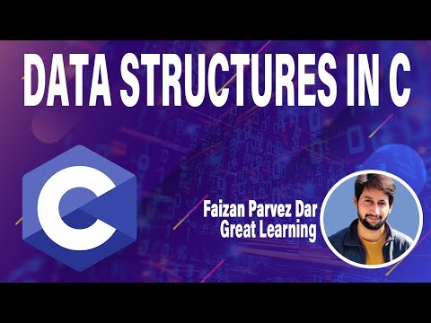 Data Structure in C   Data Structures and Algorithms   C Programming   Great Learning