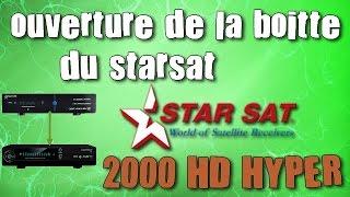 presentation StarSat SR-X1 PRO 4K تقديم جهاز - Самые лучшие