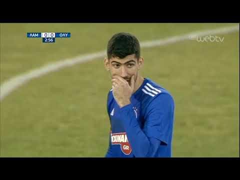 Super League : ΛΑΜΙΑ – ΟΛΥΜΠΙΑΚΟΣ   ΑΓΩΝΑΣ   12/01/2020   ΕΡΤ
