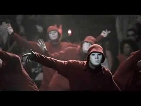 Jabbawockeez Step Up 2 Deleted Scene Dance