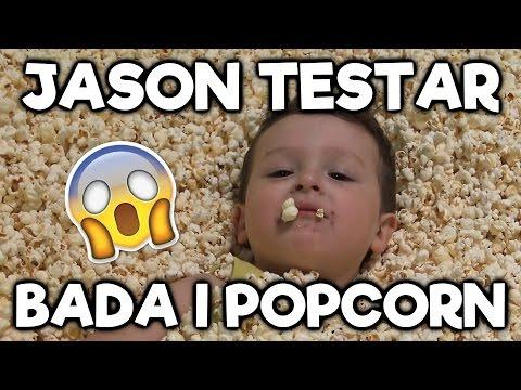 Jason Testar -  Bada i popcorn