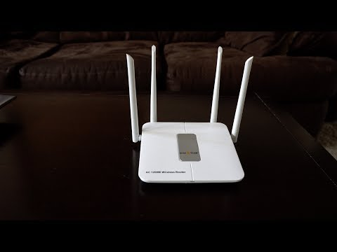 Wise Tiger Wireless Router Review