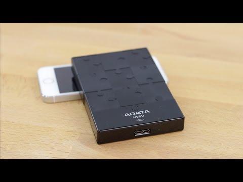 Externe USB 3.0 Festplatte: ADATA DashDrive HV611