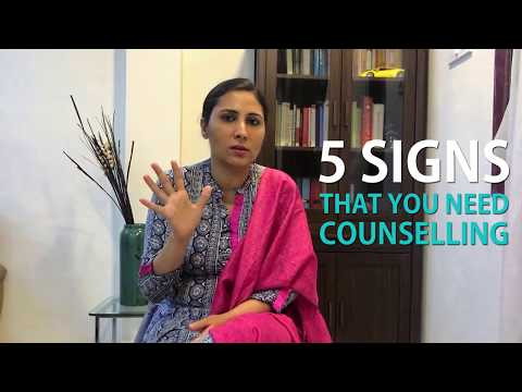 5 Signs You Need Therapy or Counselling