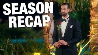 The Bachelor UK Complete Season Recap