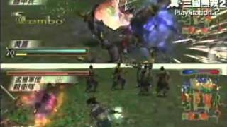 Picture of a game: Dynasty Warriors 3