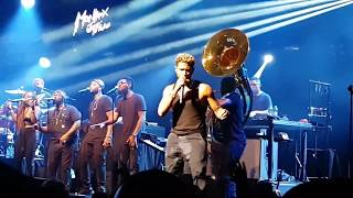 USHER - Montreux Jazz - 2017 - The Roots