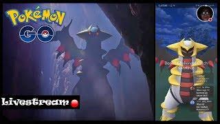 LETZTER Giratina Raid Live & neue Ex Raid Einladungen! Pokémon GO!