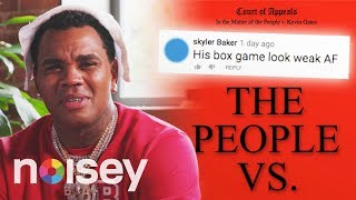 Kevin Gates Responds To Your Comments On 'Push It' | The People Vs. Kevin Gates