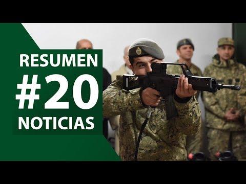 Resumen de Noticias #20 - 2019