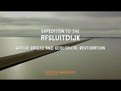 Expedition Wadden coast: Afsluitdijk - water safety an ecological restoration