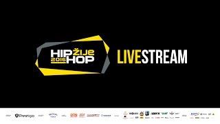 HipHop Žije 2016 - 1 Deň ( HipHop Reality Wagon )