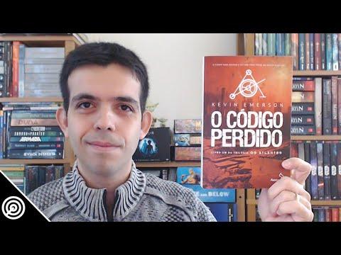 Resenha - O CÓDIGO PERDIDO (OS ATLANTES #1) - Leitura #188