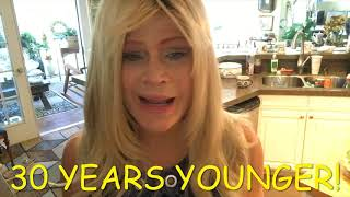 30 YEARS YOUNGER!HOW TO LOOK 30 WHEN YOU ARE REALLY 60 YEARS OLD. LOOKING YOUNGER WHEN YOU ARE OLDER
