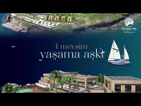 Elysium Ada Yalıkavak Tanıtım Filmi