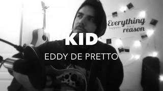 Kid de Eddy De Pretto l Guitar Cover par LoyK