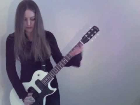 A Night Like This - The Cure (cover by Juliette Valduriez)