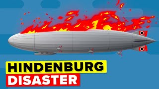 The Hindenburg Disaster (The Titanic of the Sky)